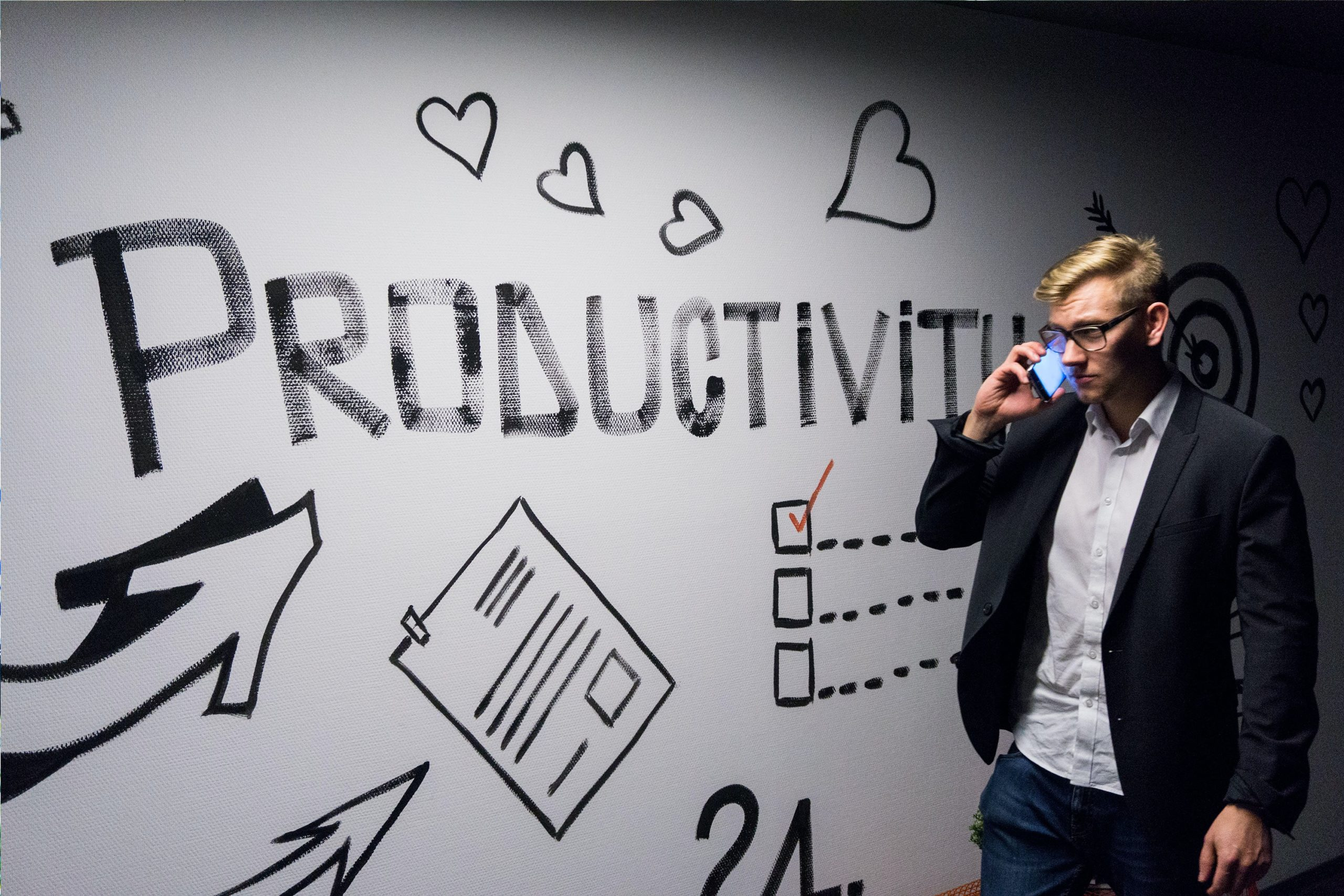 Dealing with Poor Productivity