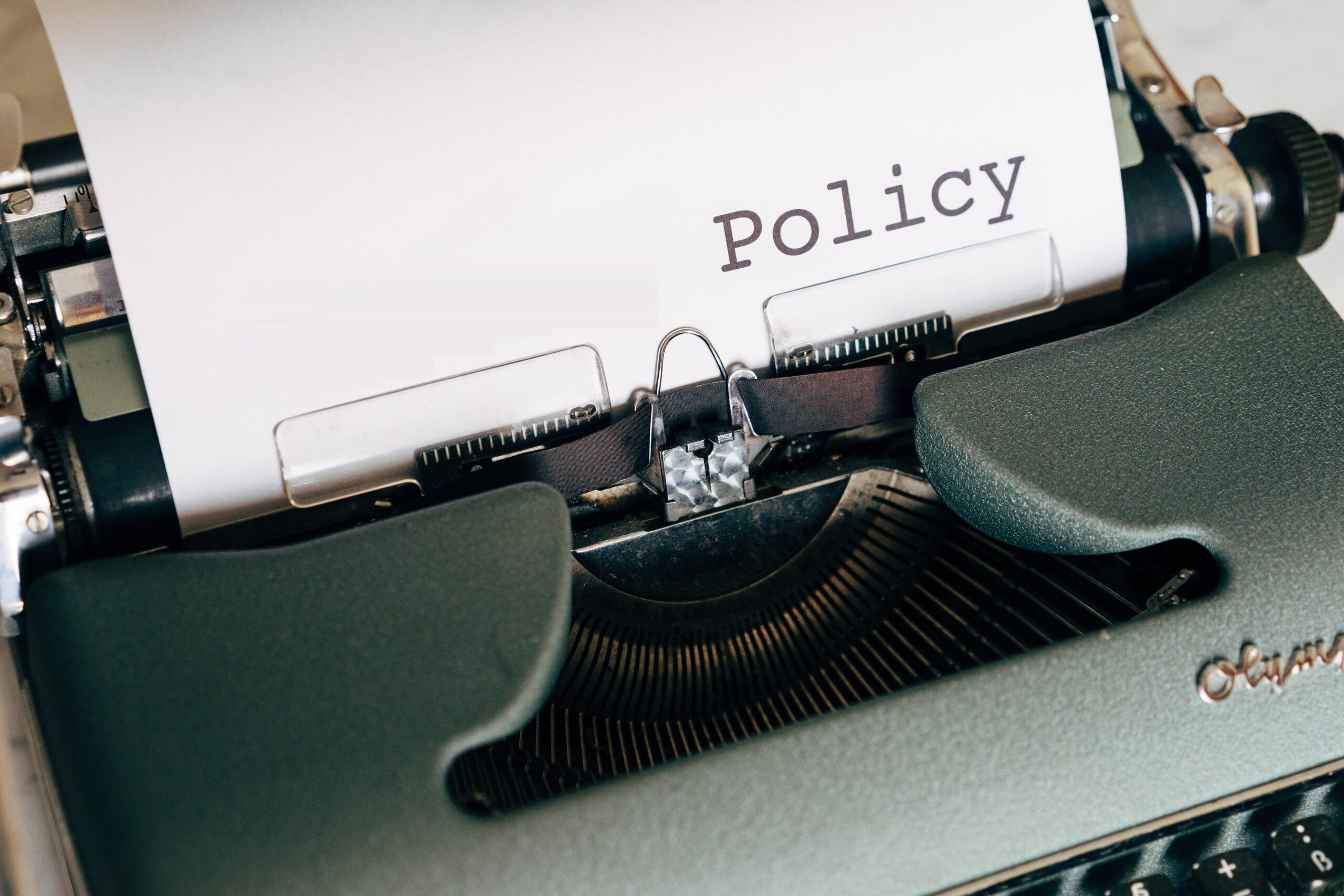 Should Leaders Rely on Policy and Process?